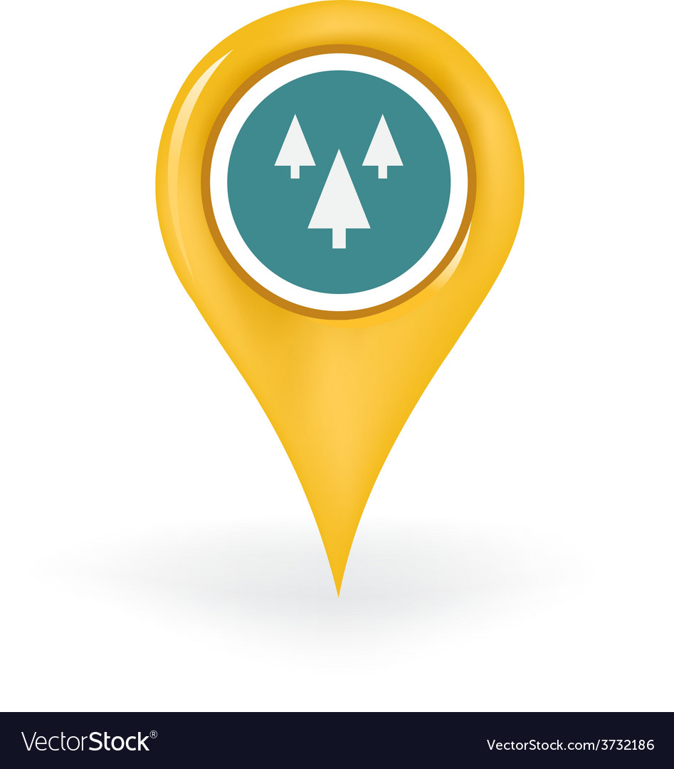 Forest location vector | Price: 1 Credit (USD $1)