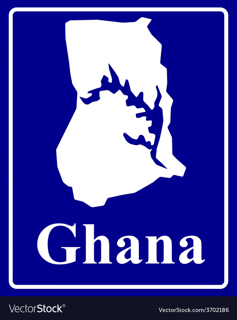 Ghana vector | Price: 1 Credit (USD $1)