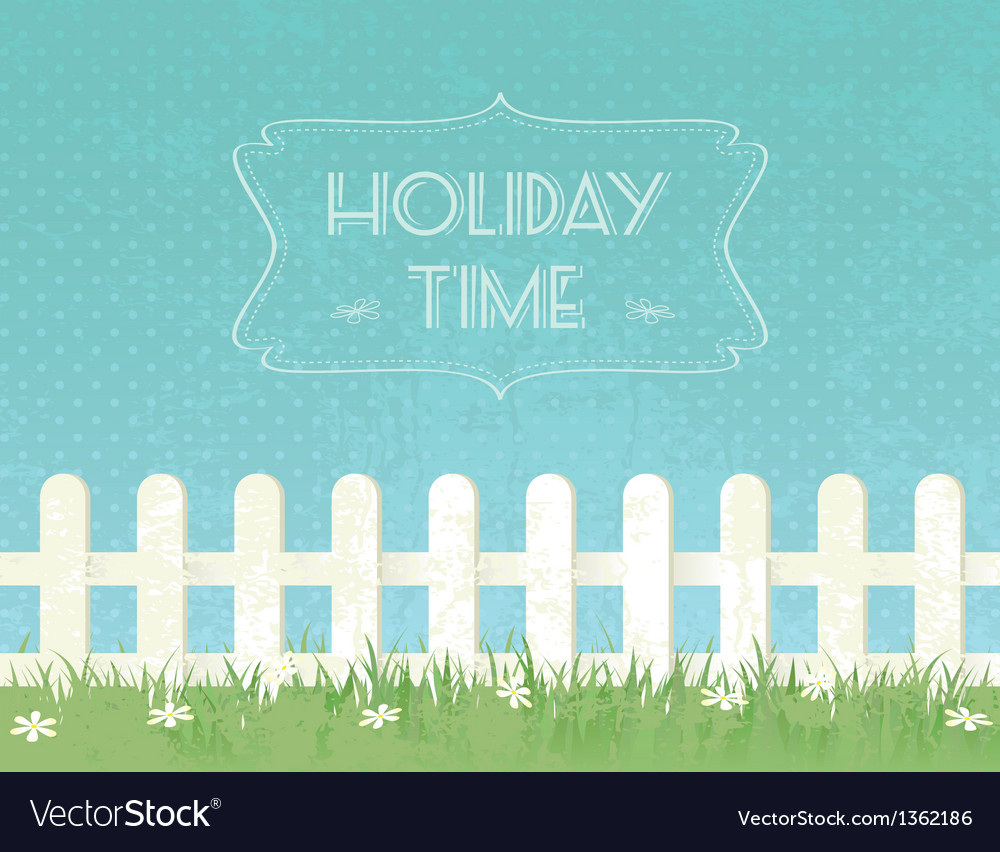 Summer g fence vector | Price: 1 Credit (USD $1)