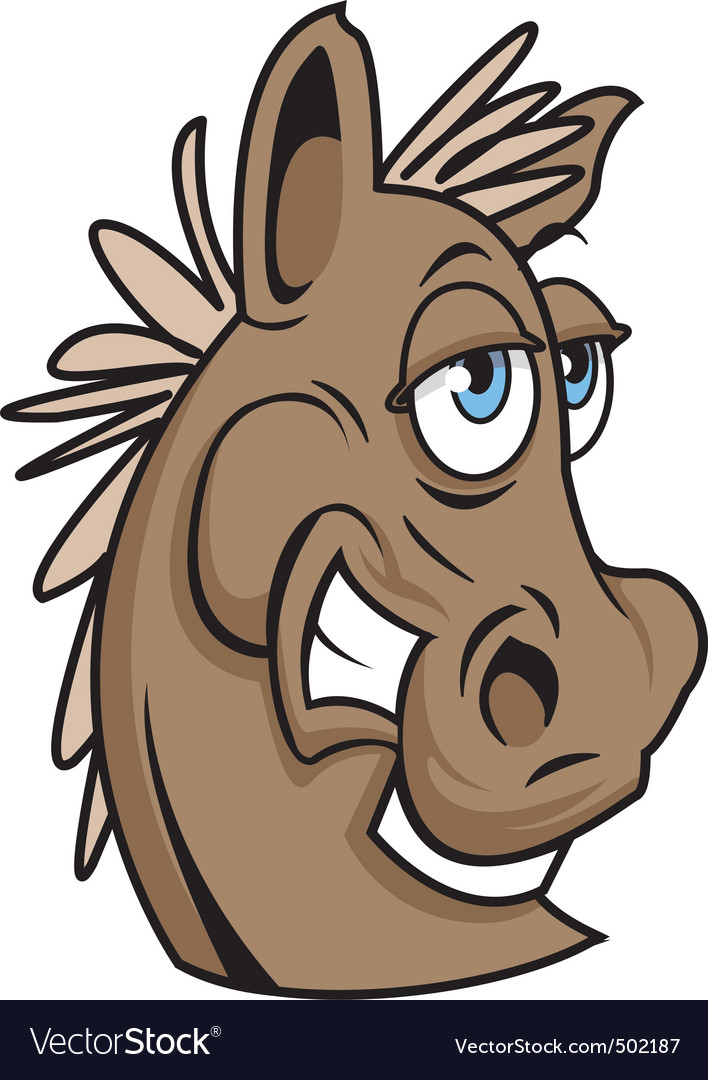 Funky horse vector | Price: 1 Credit (USD $1)