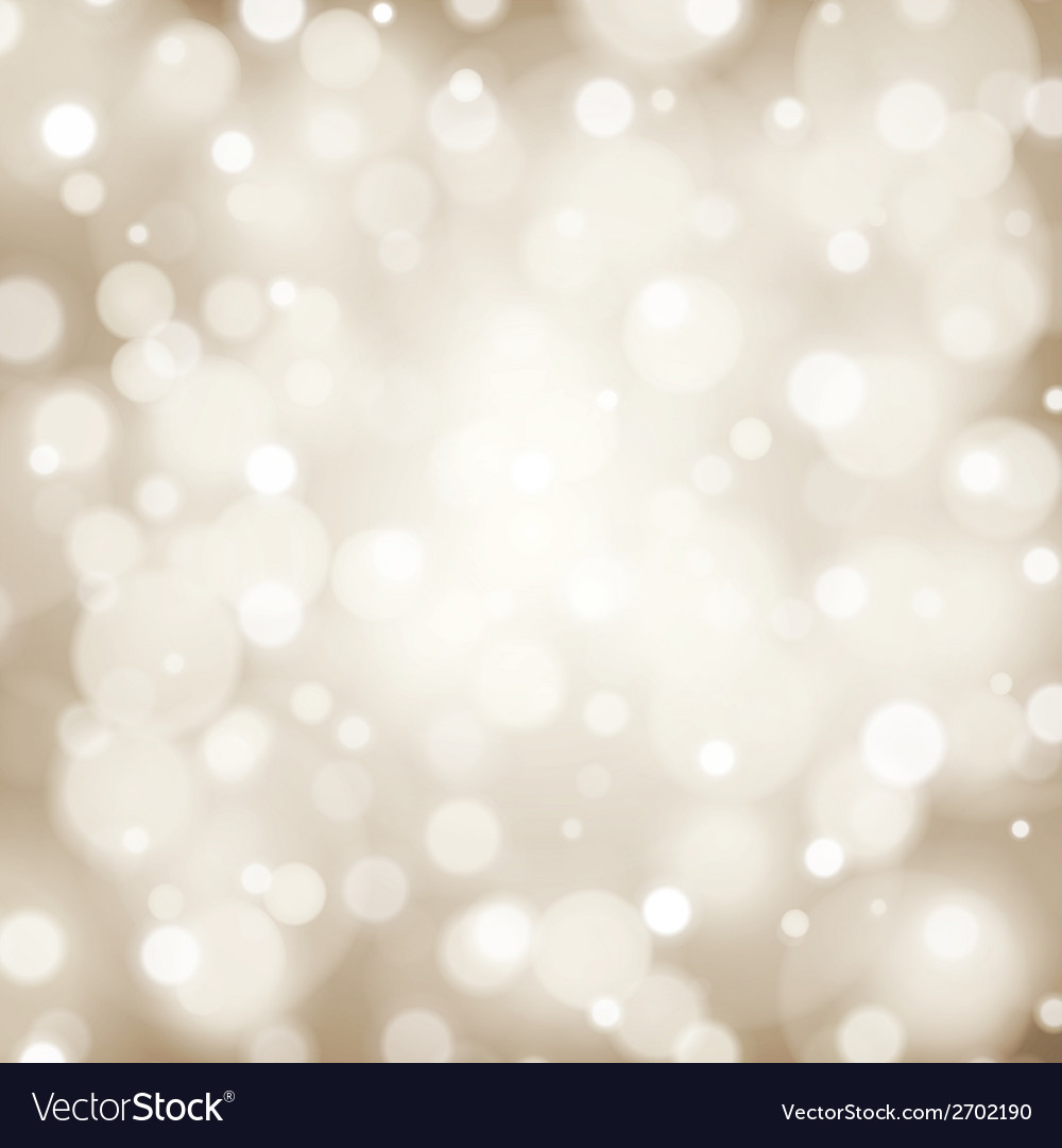 Abstract background with soft bokeh lights vector | Price: 1 Credit (USD $1)