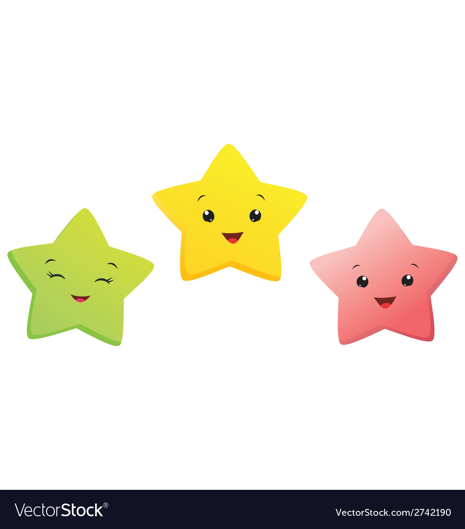 Little stars vector | Price: 1 Credit (USD $1)