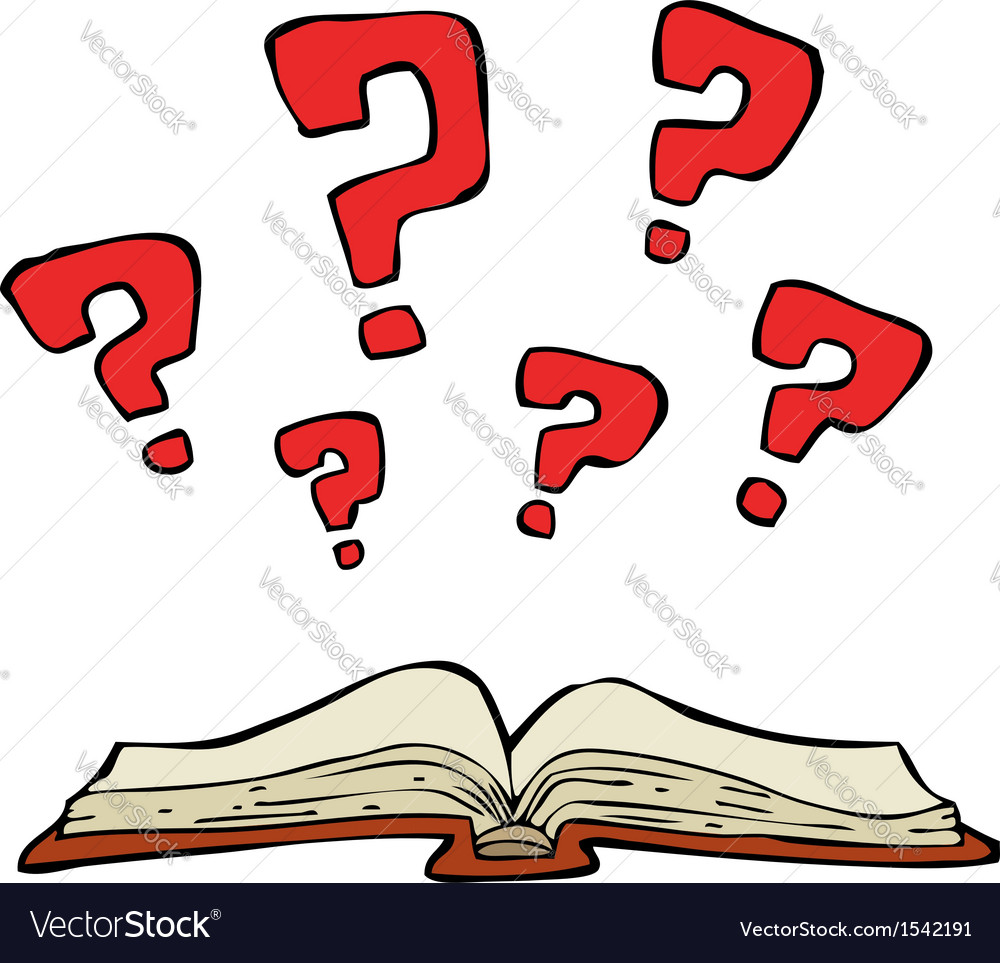 Mystery book vector | Price: 1 Credit (USD $1)