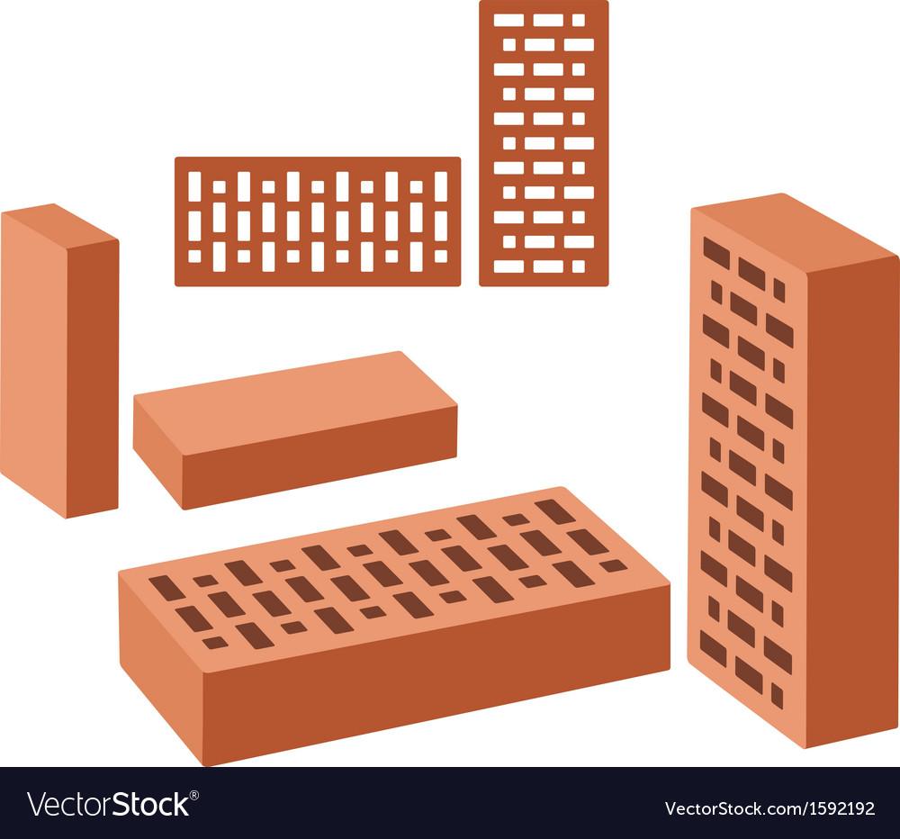 Brick vector | Price: 1 Credit (USD $1)