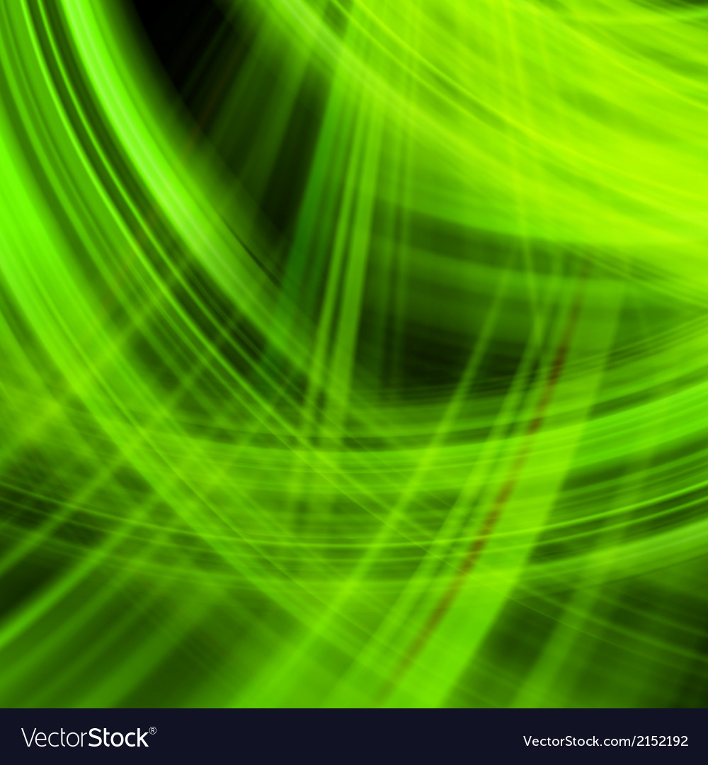 Green energy jet background eps 10 vector | Price: 1 Credit (USD $1)