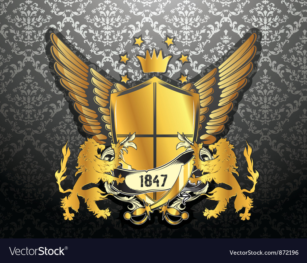 Vintage emblem vector   Price: 1 Credit (USD $1)