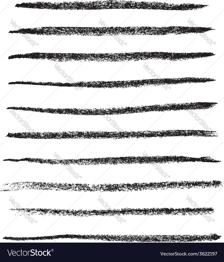 Grungy brush strokes vector | Price: 1 Credit (USD $1)