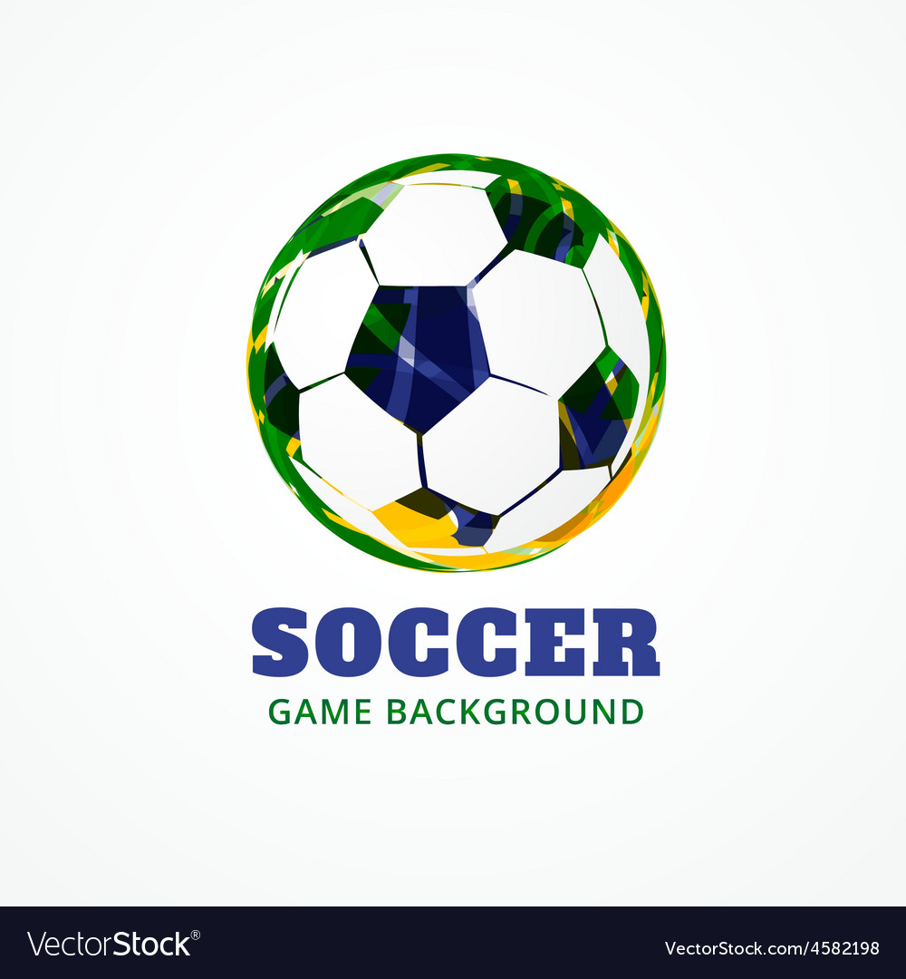 Football game vector | Price: 1 Credit (USD $1)