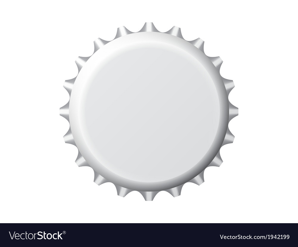 Bottle caps vector | Price: 1 Credit (USD $1)
