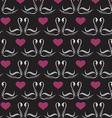 Swans wallpaper vector