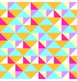 Abstract geometric seamless background for vector