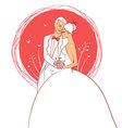 Wedding pics vector