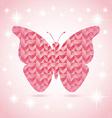 Butterfly design vector
