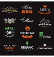 Restaurant signs vector