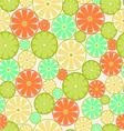 Citrus seamless - vector