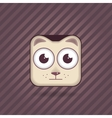 App icon cat vector