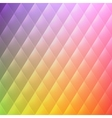 Abstract rhombus background vector