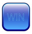 Big blue button labeled win vector