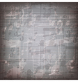 Abstract grunge gray music symbols background vector