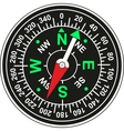 Magnetic compass vector