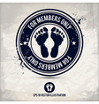 Alternative membership stamp vector