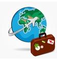 Global travel vector