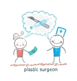 Plastic surgeon says about the operation and the vector