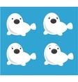 Seal emotions vector