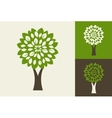 Green tre - logo and icon vector