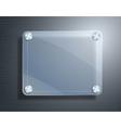 Glass frame vector