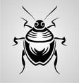Bugs tribal vector