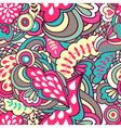 Fantasy abstract seamless pattern vector
