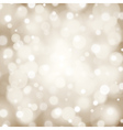 Abstract background with soft bokeh lights vector