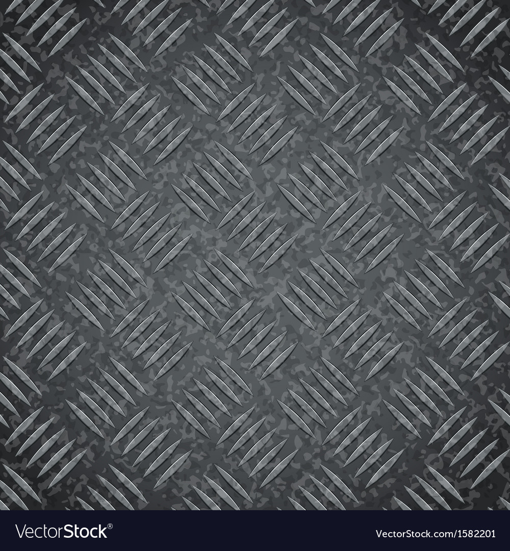 Metal dark gray texture background vector | Price: 1 Credit (USD $1)