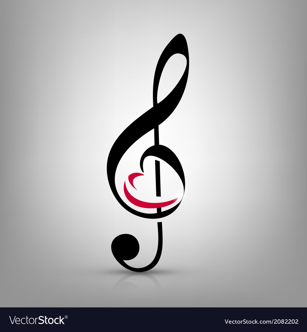 I love music concept vector | Price: 1 Credit (USD $1)