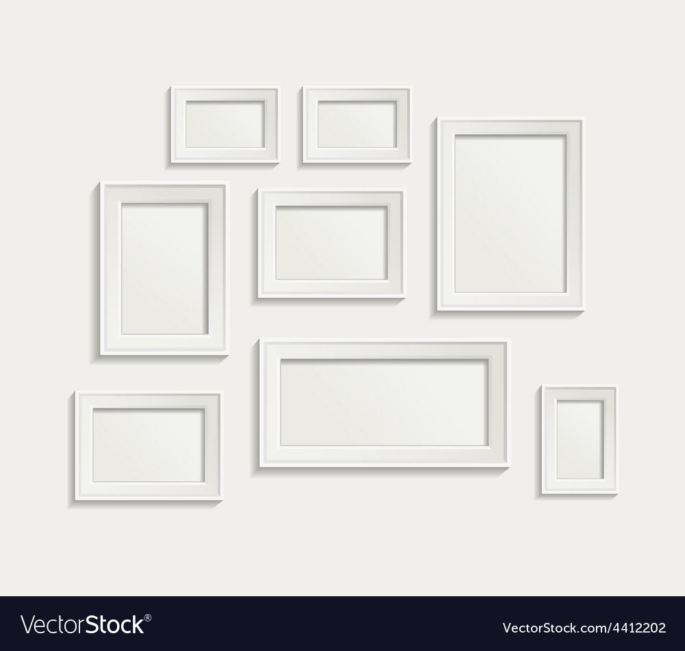 Photo frame vector | Price: 1 Credit (USD $1)