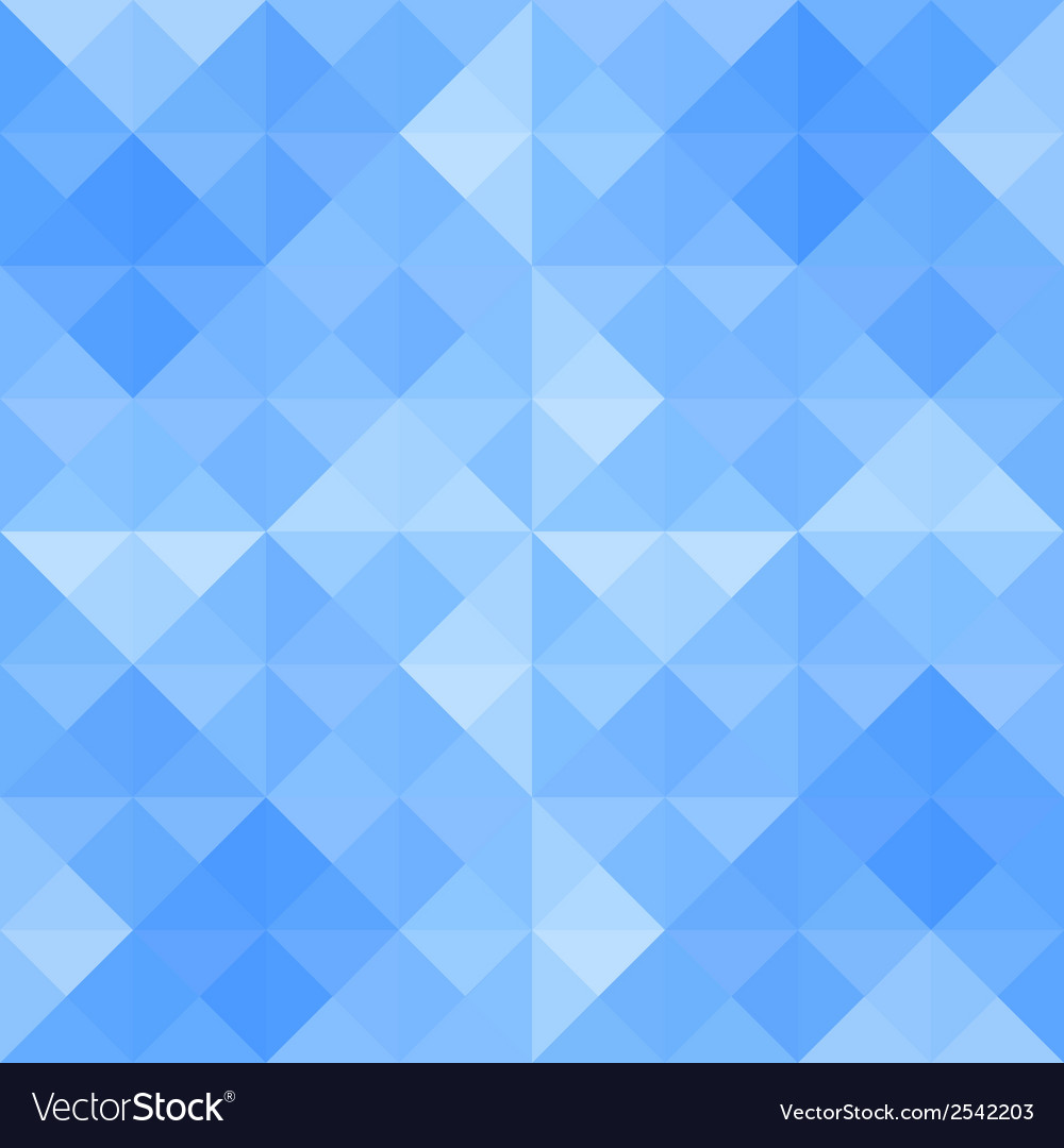 Blue triangle background8 vector | Price: 1 Credit (USD $1)