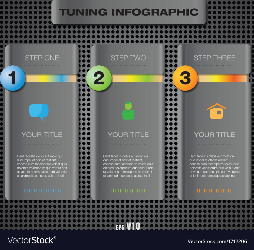 Info tuning123 vector | Price: 1 Credit (USD $1)