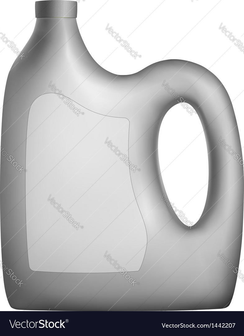 Canister for engine oil or other car fluids vector   Price: 1 Credit (USD $1)