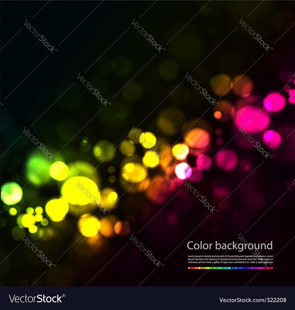 Magic sparkles vector | Price: 1 Credit (USD $1)