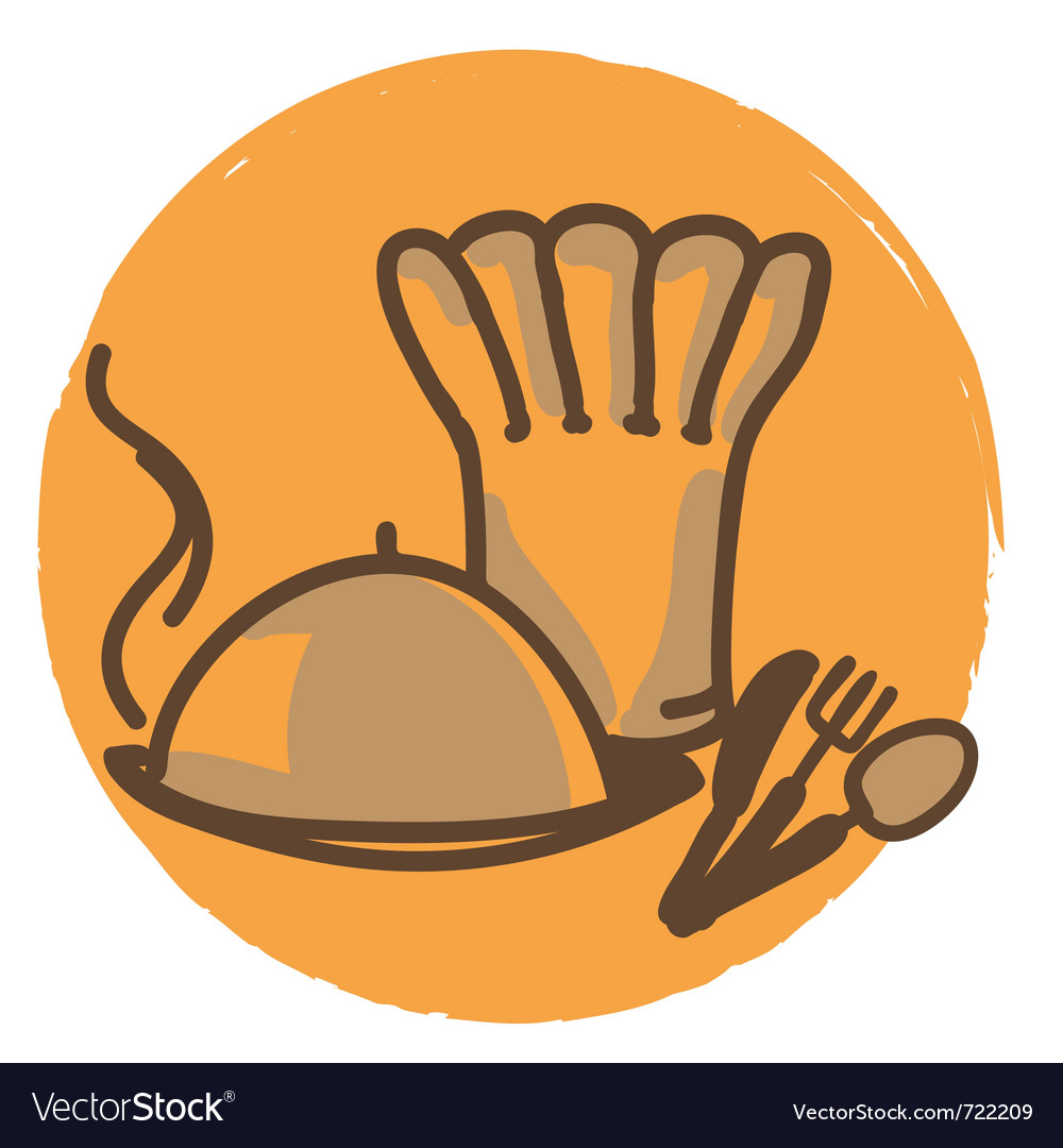 Kitchen logo vector | Price: 1 Credit (USD $1)