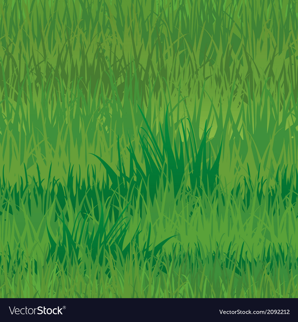 Grass seaml 380 vector | Price: 1 Credit (USD $1)