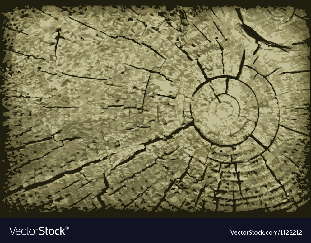 Wooden log vector | Price: 1 Credit (USD $1)