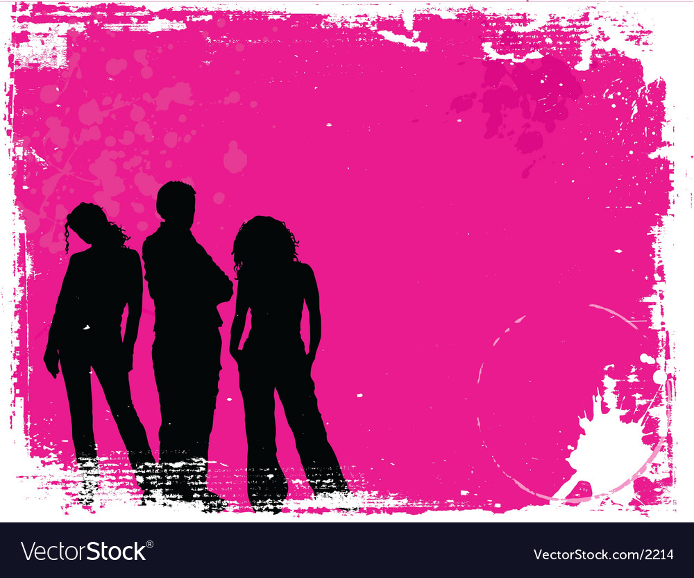 Grunge youth vector | Price: 1 Credit (USD $1)