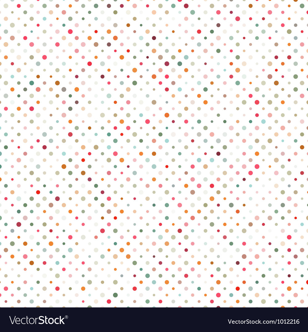 Aged and worn paper with polka dots eps 8 vector | Price: 1 Credit (USD $1)