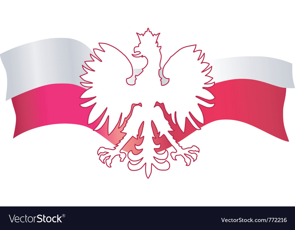 Symbols of poland vector | Price: 1 Credit (USD $1)