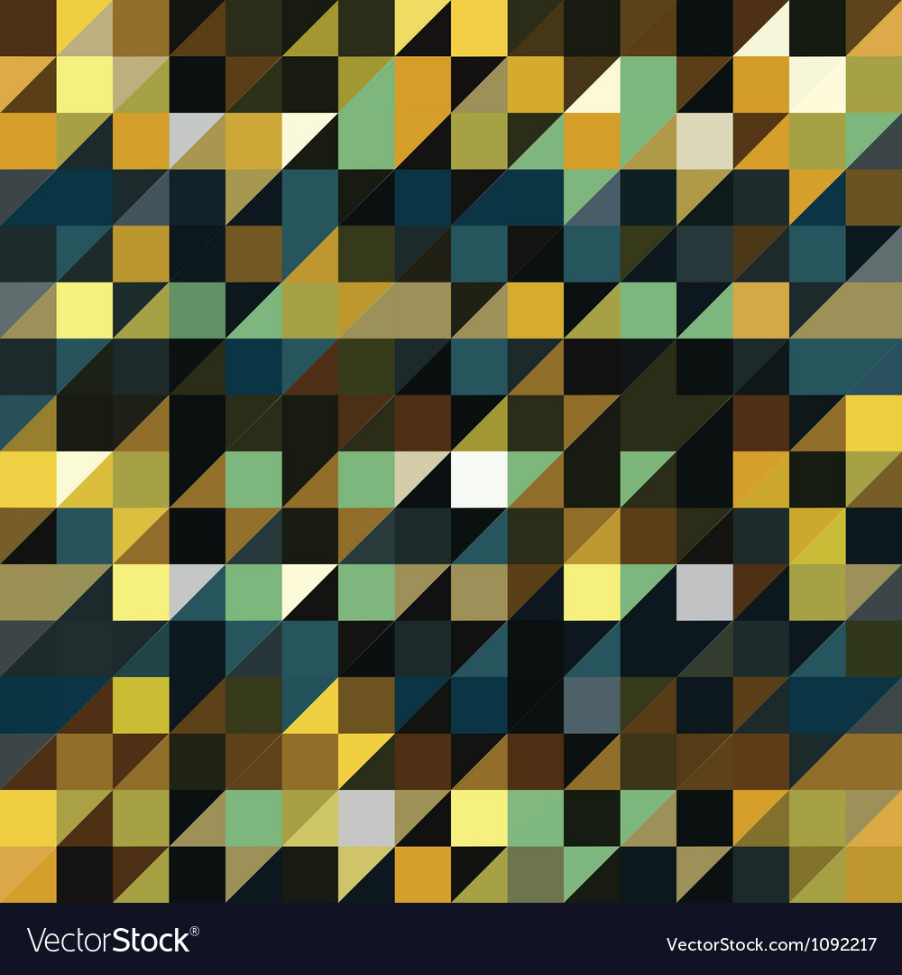 Ornate pixels vector | Price: 1 Credit (USD $1)