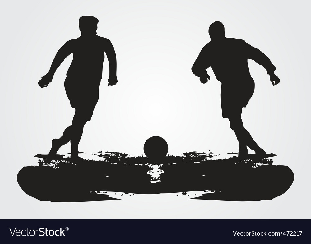 Soccer players vector   Price: 1 Credit (USD $1)