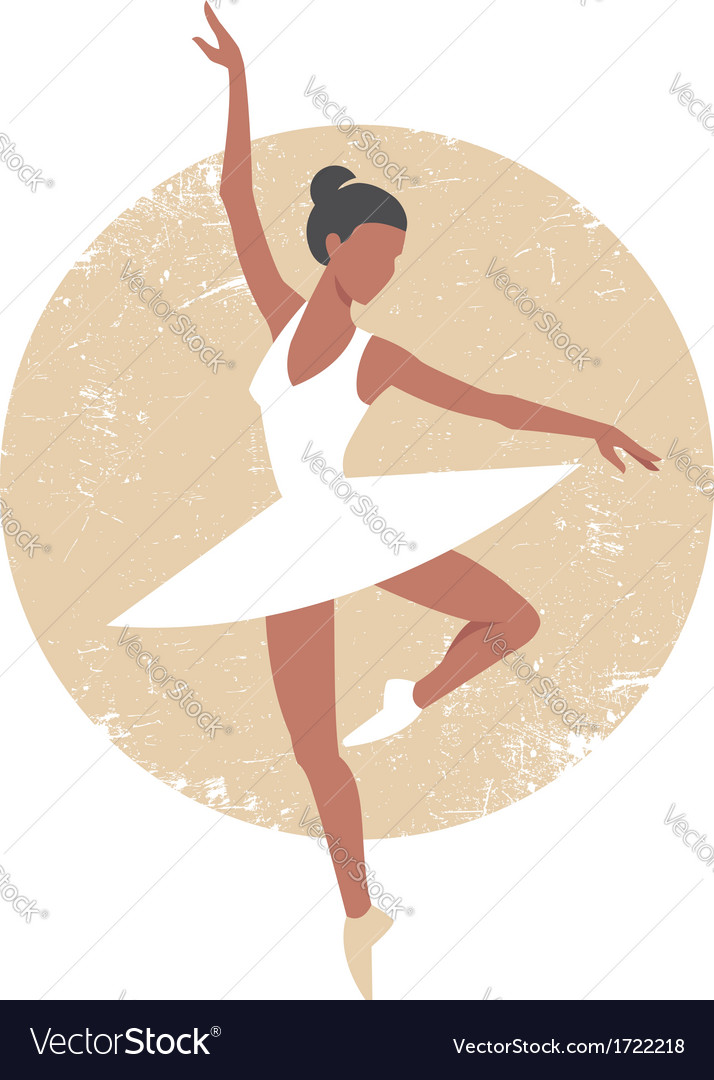 Ballerina2 vector | Price: 1 Credit (USD $1)