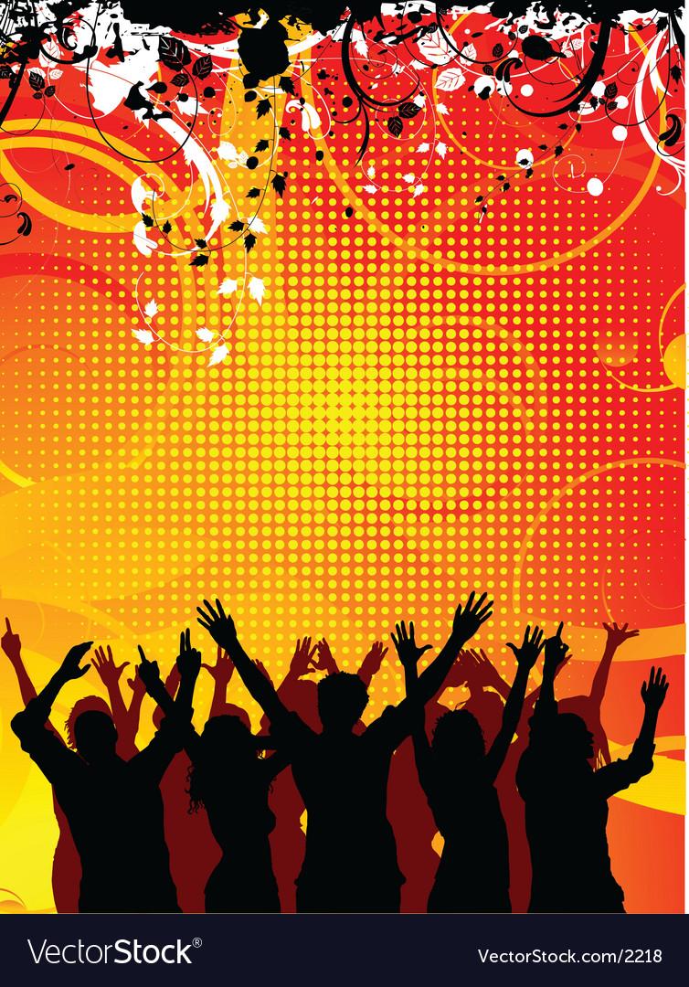 Party design vector | Price: 3 Credit (USD $3)